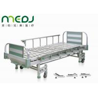 Buy cheap Eight Legs Green Medical Equipment Beds 3 Cranks MJSD05-11 500-700mm Height from Wholesalers