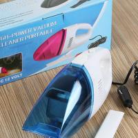 Buy cheap Vacuum Cleaner For Car Blue And White Color For Choice 35w-60w from wholesalers