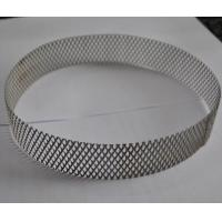 Buy cheap 304 Stainless Steel Wire Expanded Mesh Circle As Filter , Metal Mesh Type from Wholesalers