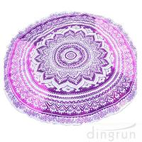 Buy cheap Premium Cotton Custom Printed Beach Towels  Easy Wash AZO Free Dryfast from Wholesalers