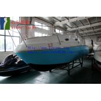 6M New environmental protection material  , can recycle, china first unsinkable High speed boat