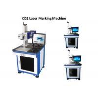 Quality Industrial Marking Equipment CO2 Laser Marking Machine For Silicone Bracelet wholesale