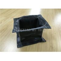 Buy cheap Rectangular Fireproof Flanged Expansion Joint Fabric High Temperature Resistant from Wholesalers
