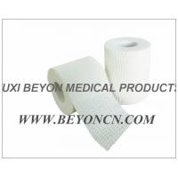 Buy cheap Hand Finger Elastic Adhesive Bandage / Zinc Oxide Adhesive Cotton Adhesive Tape from Wholesalers