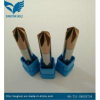 Buy cheap 6 Flutes Solid Carbide Chamfer Tools, Endmills, Milling Cutter from Wholesalers