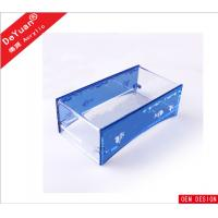 Buy cheap Square Bending Acrylic Holder Stand For Office / Car / Toilet from wholesalers