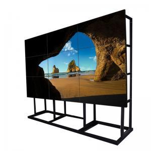 Buy cheap Educational Seamless Video Wall Lcd Monitors , Ultra Narrow Bezel Multi Screen from wholesalers