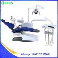 Buy cheap Complete Integral Dental Unit Chair CE Approved  economic dental chair product with one dentist stool from wholesalers
