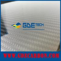 Buy cheap GDE carbon custom beautiful carbon fiber sheet custom thickness/size from Wholesalers
