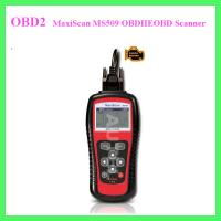 Buy cheap MaxiScan MS509 OBDIIEOBD Scanner from Wholesalers