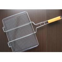 Buy cheap Durable Barbecue Wire Mesh Screen , Sliver Stainless Steel Bbq Mesh 30m from wholesalers