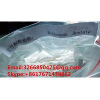 Buy cheap Effective Standard Oral Anabolic Steroids Boldenone Acetate For Muscle Growth from wholesalers