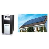 Buy cheap Off-grid Home Solar Power System 6000W from Wholesalers