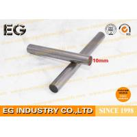 Buy cheap Custom Size Graphite Rod Electrodes , 65 Mpa Compressive Strength Graphite Cylinder from Wholesalers