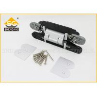 Buy cheap Zamak 3d Adjustable Hinges , Heavy Duty Gate Hinges Of GB Zinc Alloy from wholesalers