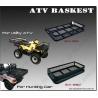 Buy cheap ATV Accesoies Cargo Basket/ATV Basket/ATV Part for 250-500cc ATVs from Wholesalers