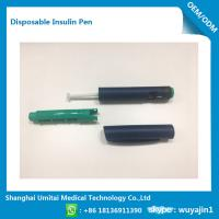 Disposable Insulin Cartridge Pen , Aspart Insulin Pen Easy Operation