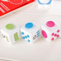 Quality Relax Fidget Cube Toy Relieves Stress , anti anxiety stress free cube wholesale