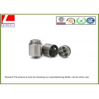 Buy cheap CNC Precision Turning Female Thread Stainless Steel Machining Auto Parts from Wholesalers