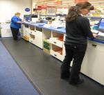 Commercial Shock Absorbing Anti Fatigue Anti Fatigue Kitchen Floor Mats Anti Slip