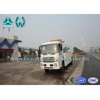 Buy cheap Flexible Operation Wrecker Rollback Tow Truck For Road Rescue Transportion from Wholesalers
