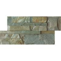 15*60cm split face natural slate for interior and exterior decoration
