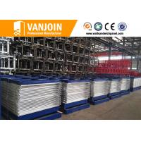 Buy cheap Full automatic PLC operate lightweight foam eps sandwich panel machinery from Wholesalers