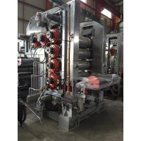 Buy cheap Six Roll Pvc Film Calender Machine / Calendering Equipment For Food / Medical Packaging from Wholesalers