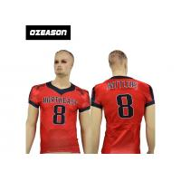 Buy cheap Sublimation Custom Made Youth American Football Team uniforms, American Football Jersey from Wholesalers