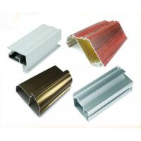 China Surface Treatment T Slot Extruded Aluminum Profiles For Windows And Doors on sale