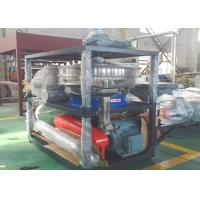 Buy cheap 60 Mesh High Speed Plastic Grinding Mill 75kw Small Size Automatic Double Cooling from Wholesalers