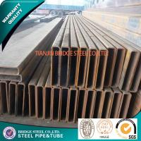 Buy cheap Rectangular Welded Square Steel Pipe / tubing Thickness 0.6mm - 30mm from Wholesalers