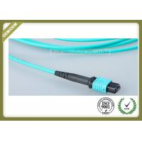 Buy cheap OM3 12 Core Optical Fiber Jumper For Industrial Automation / Control Bus System from wholesalers