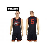 Buy cheap Wholesale Custom Design Apparel Basketball Shirts With Collar from Wholesalers