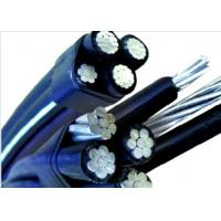 Buy cheap Long Life Al Aerial Bundled Cables ABC Cables 0.6/1 KV PVC / PE / XLPE Insulated from Wholesalers