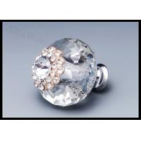 Buy cheap Shining Crystal Drawer Handles And Knobs Door Knob Closet Door Pulls Decorative from Wholesalers