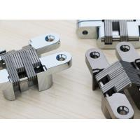 "Buy cheap Soss Light Duty Concealed Hinges For 1/2"" and 3/4"" minimum door thickness, opens 180 degrees from Wholesalers"