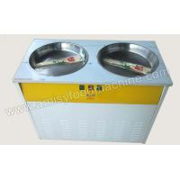 Buy cheap Fried Ice Machine-Double Pans from Wholesalers