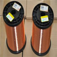 Buy cheap UL certificated awg minimum superfine enamel coated magnet wire from wholesalers