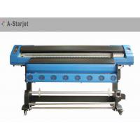 Buy cheap 1800MM Epson Eco Solvent Printer With Micro Piezo Print Head from Wholesalers