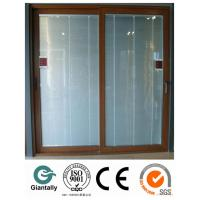 Buy cheap 6000 series T5 aluminum profile for window and door from wholesalers