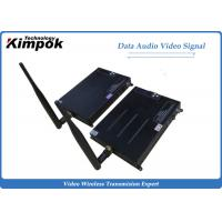 Buy cheap Full Duplex Wireless Ethernet Radio TDD COFDM IP Transceiver NLOS Long Range from wholesalers