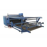 Buy cheap 1.7M Fully Automatic Roll to Roll Heat Transfer Machine For Textile / Fabric from Wholesalers