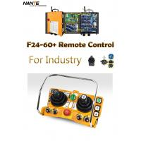 Buy cheap Long Distant Wireless Hoist Remote Control For Industrial Hoisting Equipment from Wholesalers