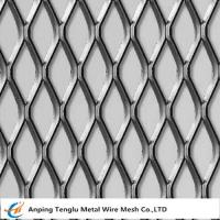 Buy cheap Expanded Metal Sheet|With Micron Opening 1.5x2mm Flattened and Raised Surface from Wholesalers