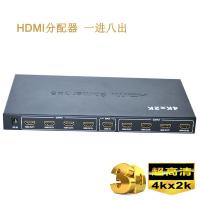 Buy cheap 3D Video 4K HD HDMI Splitter 1 x 8 HDMI Splitter 1 In 8 Out from wholesalers