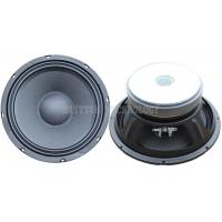 Buy cheap 150 Watts 10'' Subwoofer Powered PA Speakers Black 8ohm With Ferrite Magnet from Wholesalers