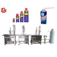 Quality Aerosol Spray Can Filling Machine wholesale