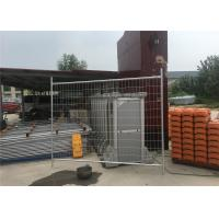 Quality Strong Secure Temporary Fencing Swimming Pool Protection Fence High Strength for sale