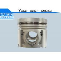 Buy cheap 4JG1 Isuzu Piston 8972206040 For Excavator Bright Surface Alfin Frist Ring Groove from Wholesalers